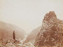 Vittorio Sella, Pasterze, Gr.Glockner and Glocknerhaus. Adlersruhe, Wiesbachhorn. Monte Cardini seen from Tre Croci. Klein-Fleissthal seen from Seebichl, c. 1896