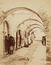 J. André Garrigues, Untitled (Views of Tunisia), 1880s-1890s