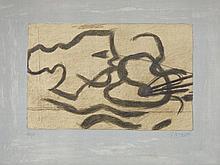 Georges Braque, Profil à la palette, 1953