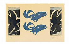 Georges Braque, From: Si je mourais là-bas, 1962