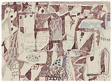 Eduard Bargheer, Casablanca 2, 1961