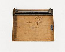 Joseph Beuys, Kunst = KAPITAL, Ca. 1983