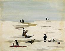 Marcel Dzama, Long white cloud, 2004