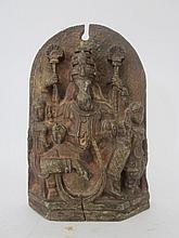 Three small stele. 19th/20th century