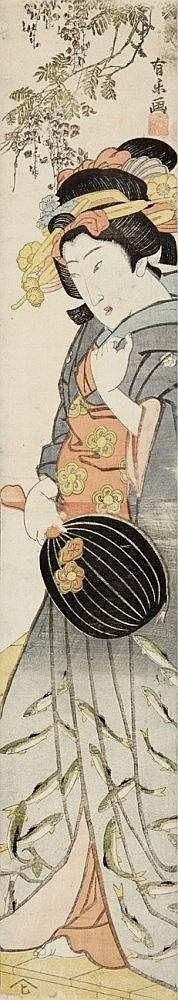 Yûrakusai Nagahide (act. 1805-1842?)