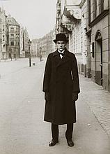 August Sander, Künstlerportraits, 1924-1928