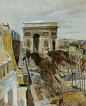 Lucien Adrion, Paris (Arc de Triomphe),