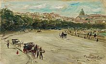 Otto Dill, Neapel, Circa 1924