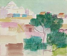 Louis René Moilliet, Sidi Mares, 1920
