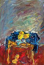 Marwan, Untitled (Stilleben), 1981