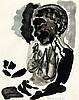 Marlene Dumas, What child?, 1990
