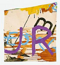 Martin Kippenberger, Untitled (Vorsprung durch Kippenberger), 1991