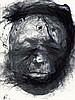 Arnulf Rainer, Untitled (Aus: Totenmaskenserie), 1978, Arnulf Rainer, €2,800