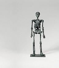 STEPHAN BALKENHOL, Skelett, 1999/2000