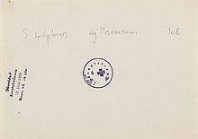 JOSEPH BEUYS, Untitled, 1966