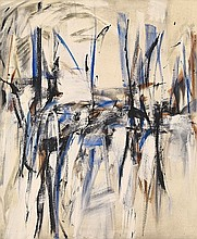 PETER BRÜNING, Untitled, 1961