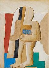 HORST ANTES, Untitled, 1965