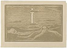 EDVARD MUNCH, The Stump,  1897