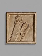 ERNST BARLACH, Der Apostel I,  1925