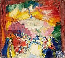 JÁNOS VASZARY, Pompadour, c. 1926/27