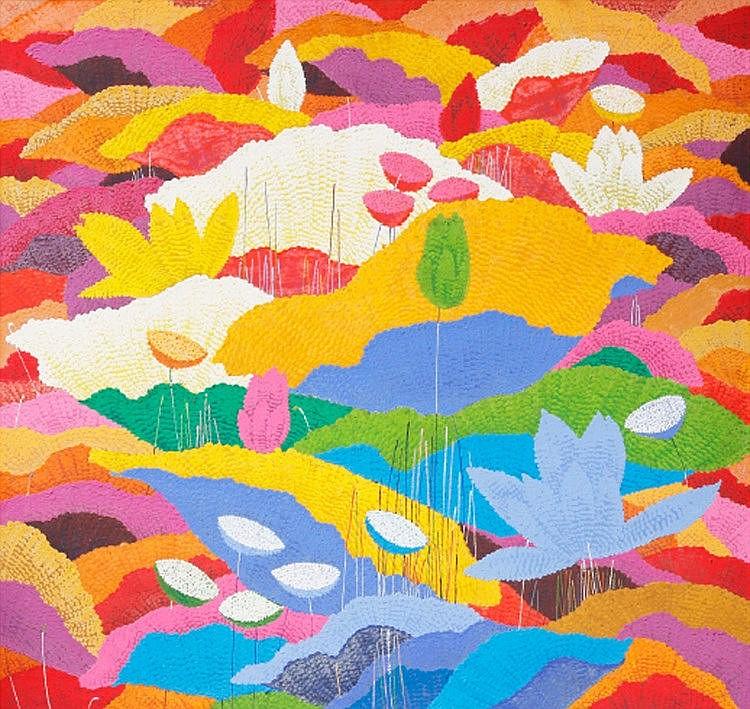 Ibarra dela Rosa (1943 - 1998) Lotus