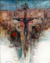 Edgar Doctor (1941) Crucifixion