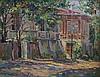 Ibarra dela Rosa (1943-1998) Old House, Ibarra  Dela Rosa, Click for value