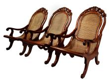 Sillones (Set of 3)  3rd Quarter of the 19th Century