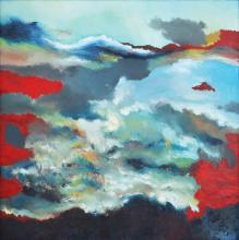 Buen Calubayan (b.1980)  Eternal Landscape (Vanishing Point)