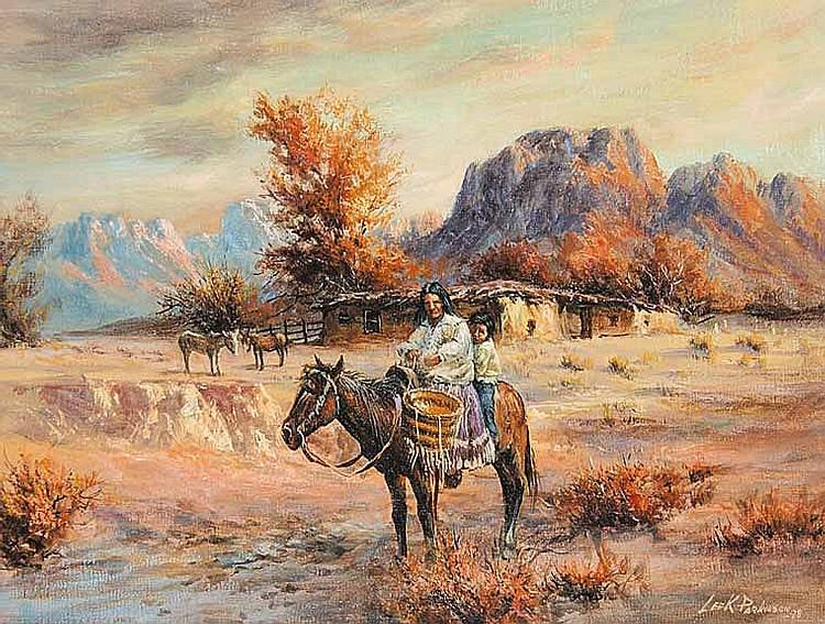 Artist: LEE K. PARKINSON [20th century] Title:
