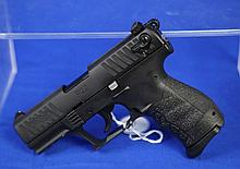 WALTHER P22 AUTO PISTOL