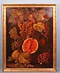 PAINTING OF FRUIT OIL ON BOARD