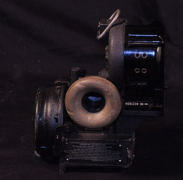 MOTORIZED SEXTANT TYPE A-15, SPEC. 21292