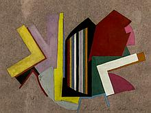 LESLIE PARKS ABSTRACT, 1983