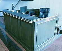 Reception Desk & Chair