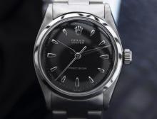 Men's Midsize Rolex Oyster Date 6466