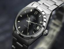 Mens Midsize Vintage Rolex Oysterdate Precision 6466