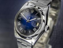 Men's Vintage Swiss Rolex Oysterdate Precision 6694