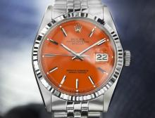 Men's Vintage Swiss Rolex Oyster Datejust 1601