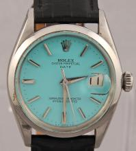 Vintage Rolex Oyster Perpetual Date 1500