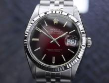 Men's Swiss Vintage Rolex Oyster Datejust 16014