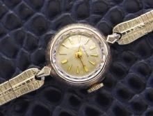 Ladies Swiss Vintage Longines 10k Gold-filled