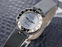 Ladies Swiss Bvlgari Bulgari Zero1 Mother Of Pearl Diamond Dress Watch