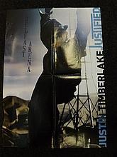 Rock Poster of Justin Timberlake (Justified) Hand