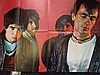 Rock Poster of The Stranglers c 1978 Scarce