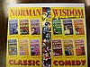 Advert of Various Norman Wisdom Films signed by