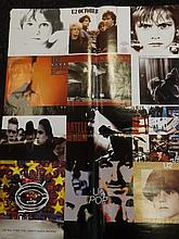 Rock Poster of U2 Album Covers