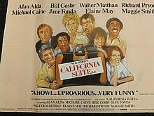 Film Poster of California Suite - Staring Michael
