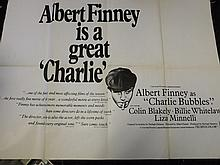 Film Poster of Albert Finney is a Great Charlie