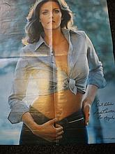 Signed Poster of Linda Carter (Wonder Women)
